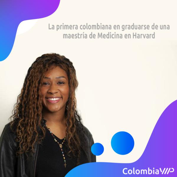 Colombiana en Harvard